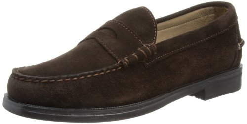 Sebago GRANT Herren Slipper Braun (Chocolate Brown)