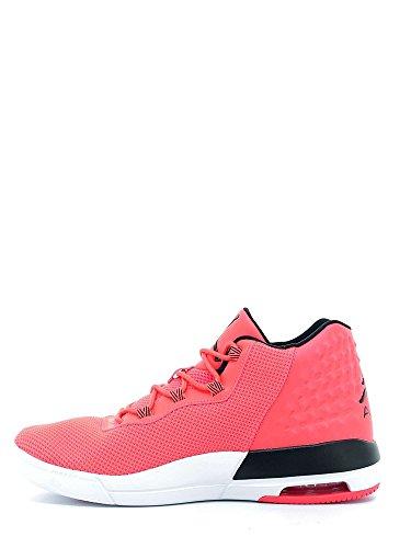Nike Herren Jordan Academy Basketballschuhe Rojo (infrarossi 23 / Nero-bianco)