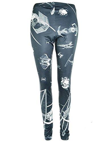 Star Wars Damen Leggings - Empire War Legging S