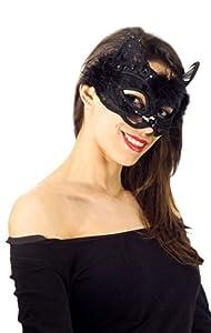 Ciao 31191, Máscara gatito encaje, Negro
