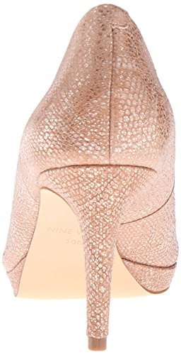 Nine West Gelabelle Synthétique Talons Natural MT