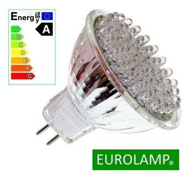 Eurolamp Led Mr16 Gu53 12v 25w 22w 170lm Strahler Warmweiss Leuchtmittel Birne Lampe von Eurolamp
