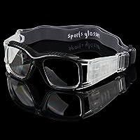 Bazaar Herren Basketball Schutzbrille Outdoor Sports Goggles Fußball Spiegel Sportbrillen
