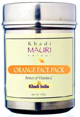 Khadi Mauri Herbal Orange Face Pack 100 g