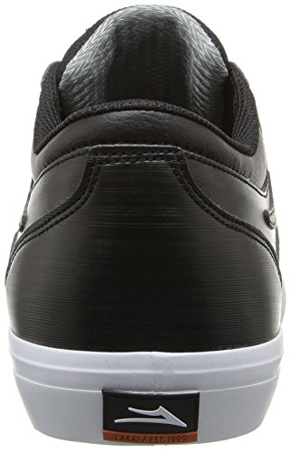 Lakai Ms316 Griffin Wt Black Synthetic Noir/synthétique