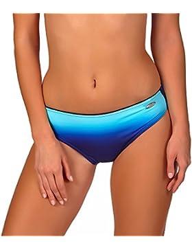 aQuarilla Damen Bikini Slip Barbados
