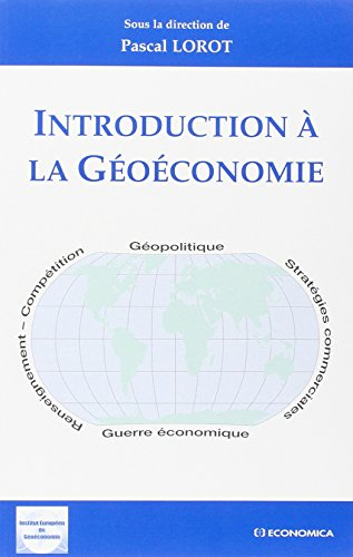 Introduction à la géoéconomie