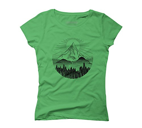 design-by-humans-top-donna-green-xx-large