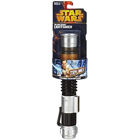 Hasbro STAR WARS Basic Sable láser OBI-WAN KENOBI Azul