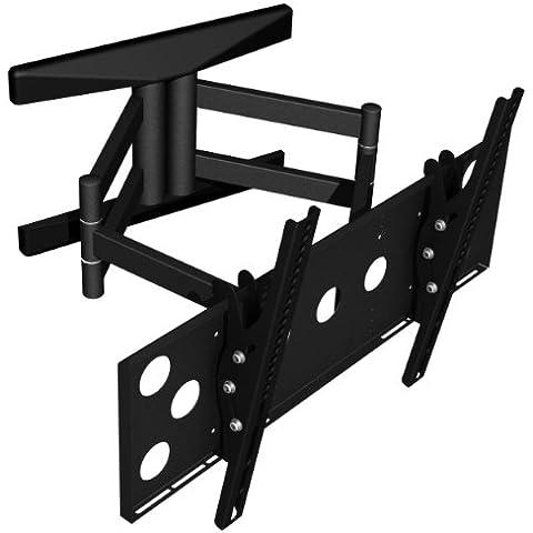 PMV Mounts - Soporte de pared articulado para pantallas de 37 a 70 pulgadas