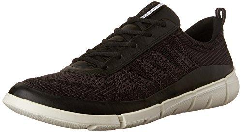 Ecco Intrinsic 1 Herren Sneakers Schwarz (black / Moonless 55869)