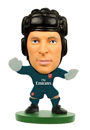 SoccerStarz SOC935 Arsenal Petr Cech 2018 Version Home Kit Figures