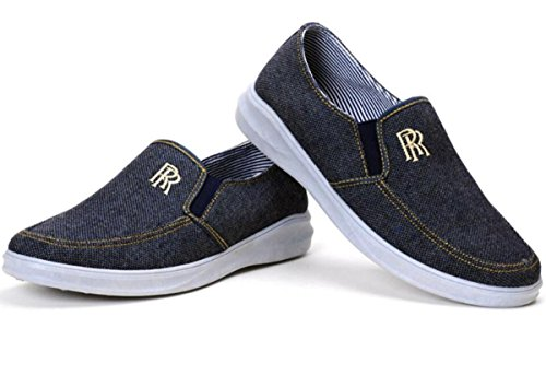 Men's Lightweight Casual Loafers / Driving Shoes Linen Mode Loisirs Confort respirable 1