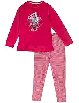 SALT AND PEPPER Mädchen Zweiteiliger Schlafanzug Pyjama Pferd