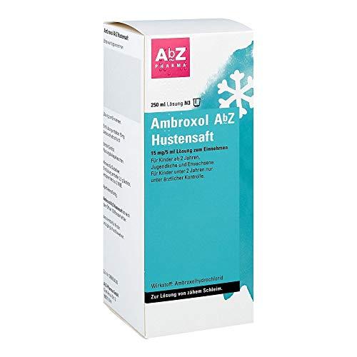 Ambroxol AbZ Hustensaft 250 ml