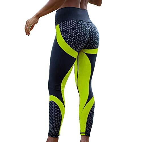 Sikena_Damen sportleggings Leggings Hose Yogahose Damen Sport-Leggings Jogginghose Printed Streifen Hüfthose Strumpfhose Leggins Hose Strumpfhose Schwarz Workout Stretch High Elastic Yoga Hosen -