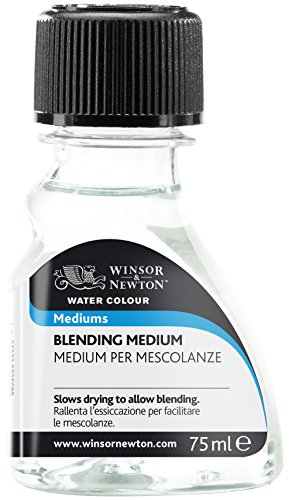 Winsor & Newton Additivo Per Acquarello, Medium Per Mescolanze Da 75 Ml