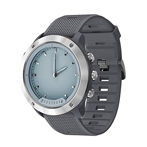 SUNROAD Smart Watch Puls üBerwachung GeträNk Stoppuhr Multifunktions 50 Meter Wasserdicht Outdoor-Sportuhr -