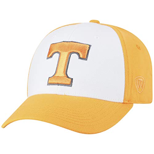 Top of the World ncaa-premium Collection Zwei tone-one-fit-memory fit-hat Gap, Herren, Tennessee Volunteers (Volunteers Hat Tennessee)