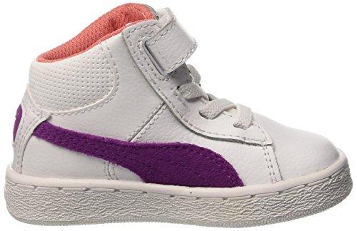Puma 1948Mid L V Inf Sneaker Bianco/Hollyhock