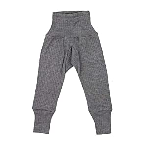 Cosi Lana Wollbody – Pantalón para bebé; 45% algodón orgánico, 35% lana orgánica y 20% seda 6