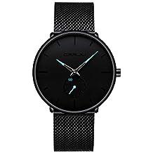 77ebbc8dba18 FIZILI - Reloj de pulsera para hombre