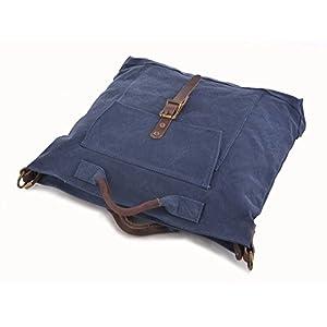 41kFzYHLZdL. SS300  - GOOTIUM Bolso de Hombro para Mujer, Azul Marino (Azul) - 60613NV