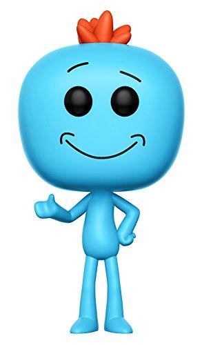 funko pop rick and morty FunKo 12441 Actionfigur Rick und Morty: Mr. Meeseeks, blau, Standard