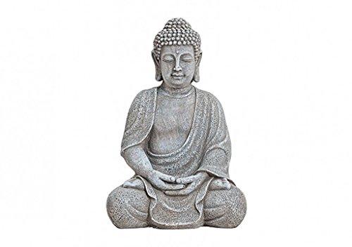 Thai Buddha Deko Figur Feng Shui Skulptur Buddha Statue Buddhismus Innere MitteBudda Glück Glück Joga