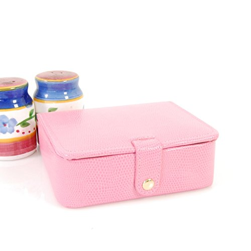 budd-leder-eidechse-print-kalb-ohrstecker-ring-box-pink