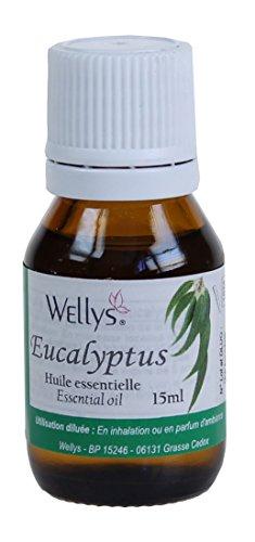 Ätherisches Eukalyptusöl 15ml löst zähen Schleim aus den Bronchien und hilft so gegen Husten und Schnupfen