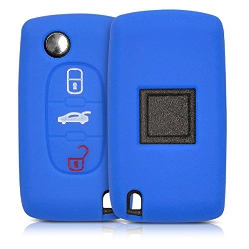 kwmobile-custodia-in-silicone-per-peugeot-citroen-3-pulsante-chiavi-della-macchina-chiavi-cover-prot