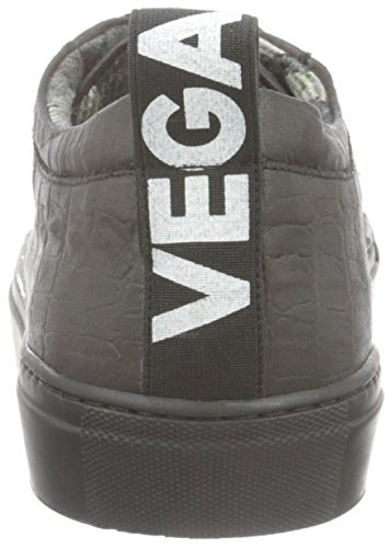 Jonny´s Vegan  Hanne, Sneakers Basses mixte adulte Noir