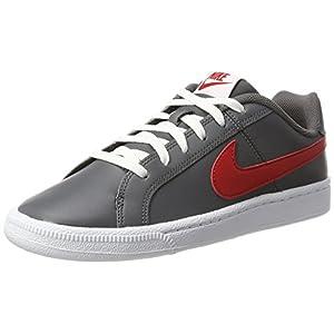 Nike Jungen Court Royale (Gs) Turnschuhe, Schwarz, 36.5 EU