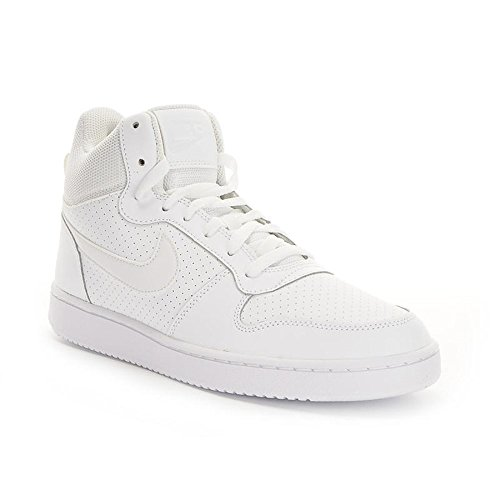 Nike 838938-111 Court Borough Mid Shoe [GR 44 US 10]