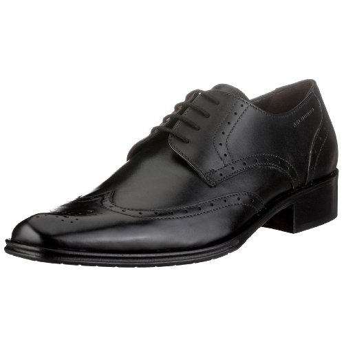 Belmondo - Chaussures, Homme Noir (schwarz (noir))