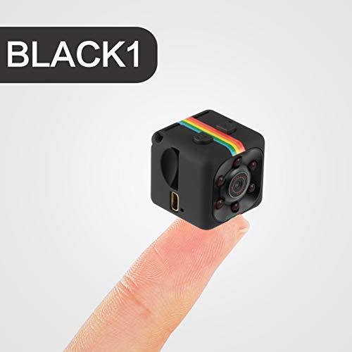 WANGLAI Mini Spy Hidden Camera/SQ11 720P Home Covert Telecamera di Sicurezza/Piccola minuscola Telecamera per la Visione Notturna