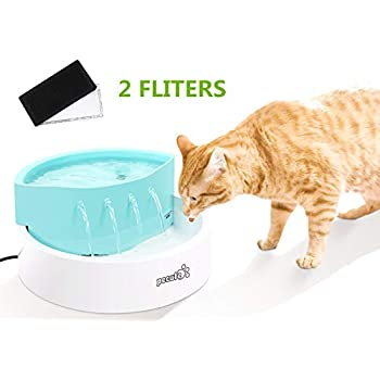 19998493ea2 Cat Mate Fresh Water Drinking Fountain for Cats and Small Dogs ...