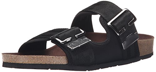 G-Star Raw - COMMAND BUCKLE SANDAL, Sandali Uomo, Nero (Nero (black 990)), 45