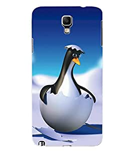 ColourCraft Funny Cartoon Design Back Case Cover for SAMSUNG GALAXY NOTE 3 NEO DUOS N7502