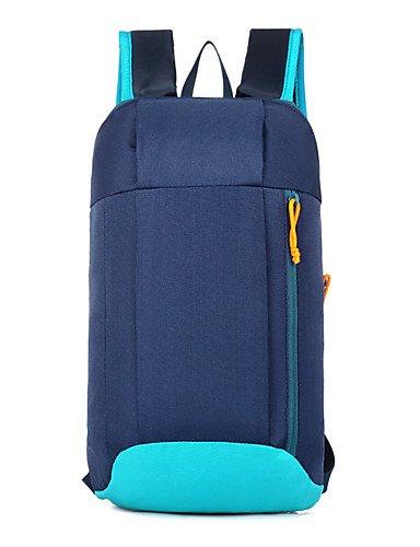 ZQ 20 L Andere Camping & Wandern Draußen Multifunktions andere PU Leder / Oxford / Terylen Blue