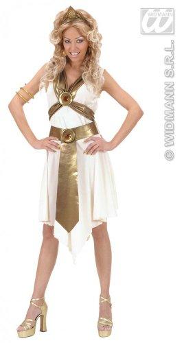 Widmann 72591 - Erwachsenenkostüm Römische Göttin, Größe (Antike Ideen Griechische Kostüm)
