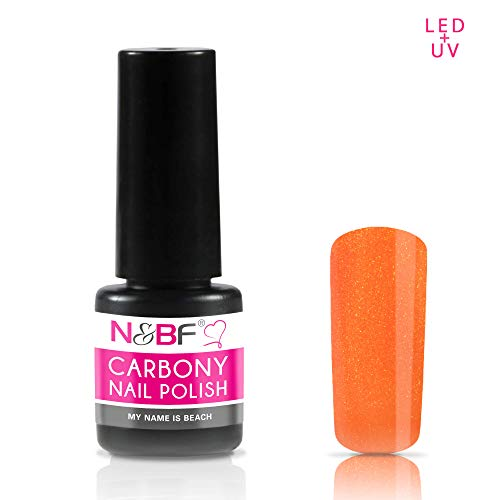 carbony nailpolish My Name Is Beach 5 ml-7ml Nail Polish à Ongles Gel
