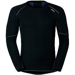 Odlo - Sous-vêtements de ski - Haut Homme - noir - M