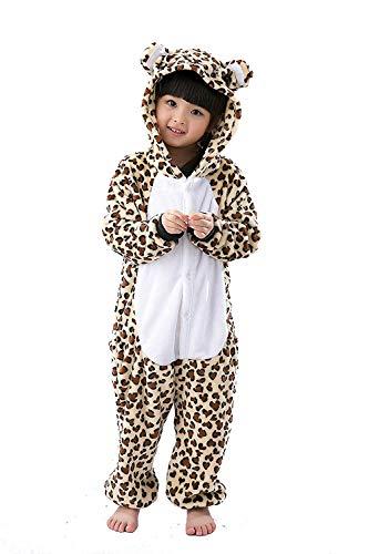 Enfants Unisexe Animal Pyjama Combinaison Carnaval Halloween Cosplay Costume Kigurumi Ours