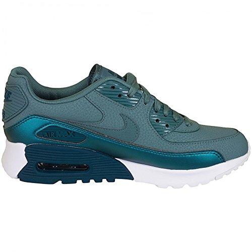 Nike 859523-300, Chaussures de Sport Femme Bleu