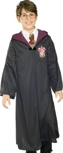 HARRY POTTER GRYFFINDOR ROBE FANCY DRESS