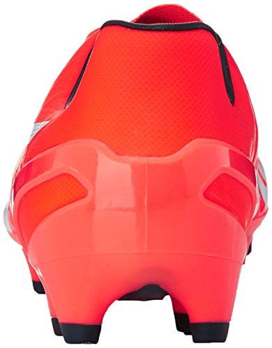 PumaevoSPEED 1.4 FG - Calcio scarpe da allenamento uomo Arancione (Orange (lava blast-white-total eclipse 01))