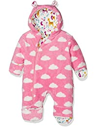 Kite Baby Girls' Cloud Fleece All-In-One Coat