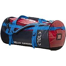Helly Hansen Classic Duffel Bolsa de deporte, 90 cm, 70 litros, Roja
